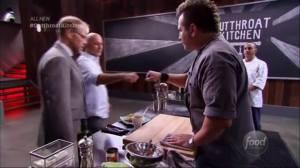 DJ CHEF Cutthroat Kitchen