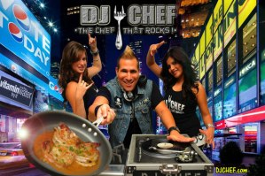 "DJ CHEF ""The Chef That Rocks!"""